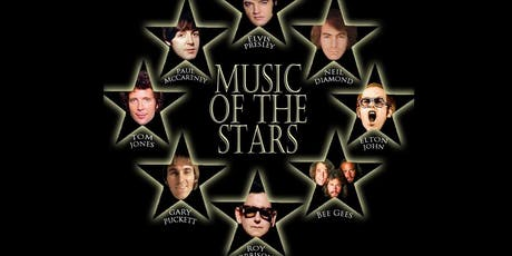 Music of the Stars - A Tribute to 8 Famous Artists tickets