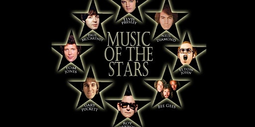 Music of the Stars - A Tribute to 8 Famous Artists