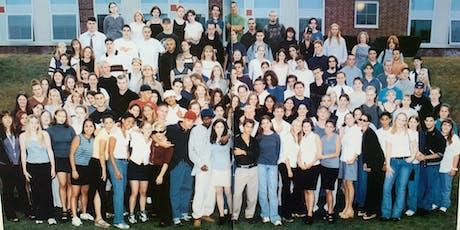Onteora Class of 1999 20 Year Reunion tickets