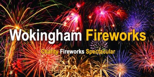 Wokingham Fireworks Spectacular