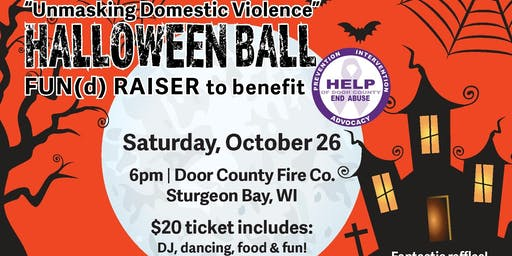 """Unmasking Domestic Violence Halloween Ball"""
