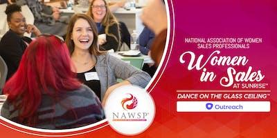 NAWSP San Diego Women in Sales at Sunrise