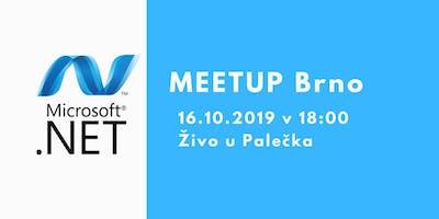 .NET MeetUp Brno