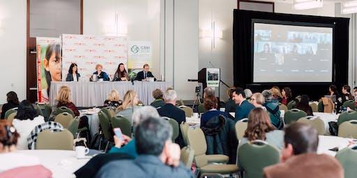 CanWaCH Annual General Meeting 2019 / L'Assemblée générale annuelle du CanSFE du 2019