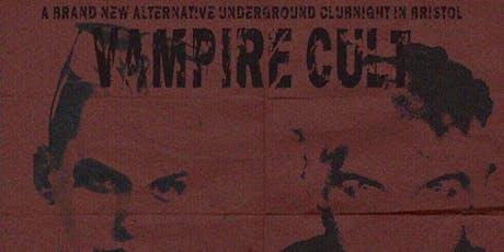 Vampire Cult tickets