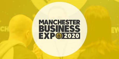 Manchester Business Expo 2020 tickets