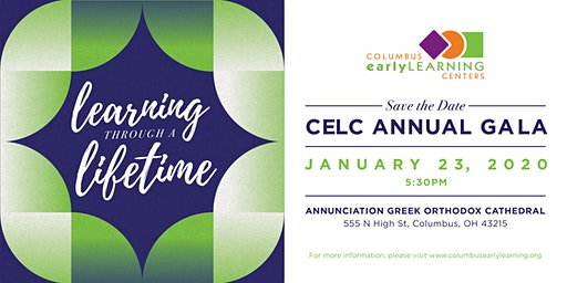 CELC Annual Gala: Learning Through a Lifetime