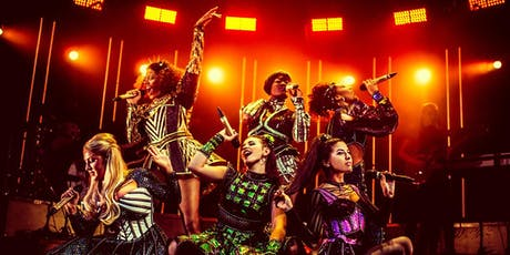 Big Day Out: Six the Musical tickets