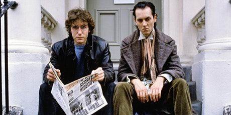 Designing the Movies: WITHNAIL & I (1987) tickets