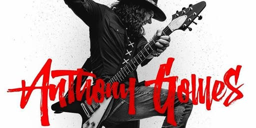An Evening with Anthony Gomes