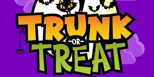 Free Trunk or Treat Event