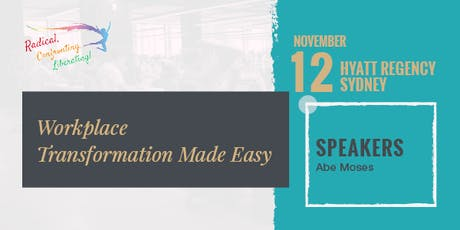 Workplace Transformation Made Easy tickets