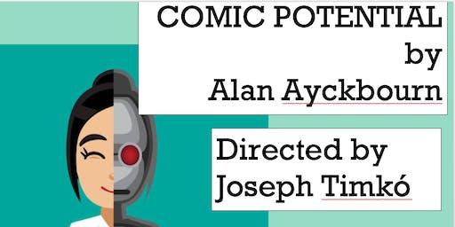 Comic Potential Saturday Evening