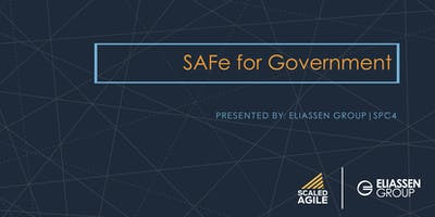 SAFe for Government with SGP Certification - Bethesda - February