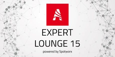 Expert Lounge 15 powered by Spotworx Tickets