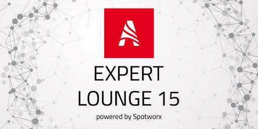 Expert Lounge 15 powered by Spotworx