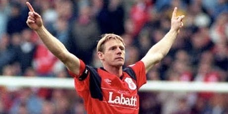 An evening with Stuart Pearce tickets