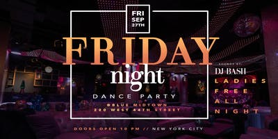 FRIDAY HAPPY HOUR | BLUE MIDTOWN TIMES SQUARE NEW