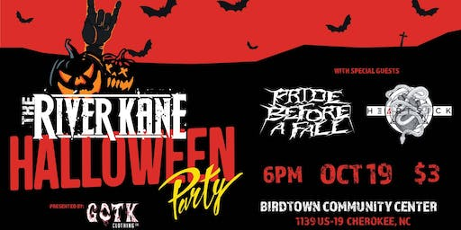 The River Kane Halloween Party