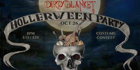 Hollerween Party with Dirty Blanket tickets