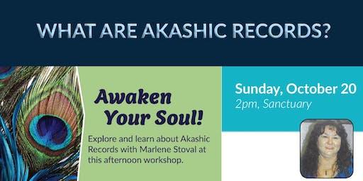 Akashic Records Workshop