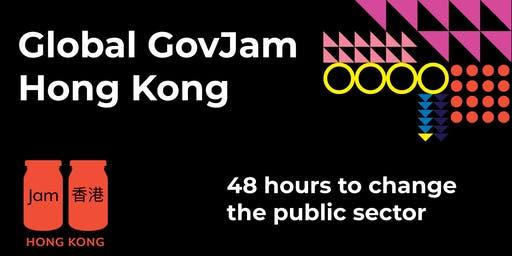 Global Service Jam - GovJam Hong Kong