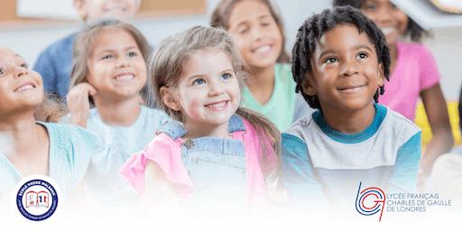 Portes ouvertes/Open Day 2019 - école primaire/Primary School André Malraux