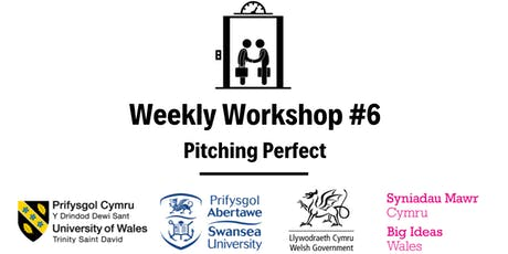 Pitching Perfect: Weekly Workshop #6 tickets