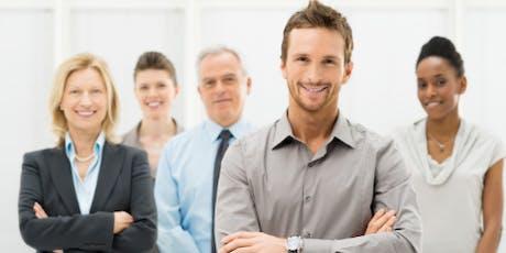 Webinar: Plötzlich Chef! Der neuen Aufgabe gerecht werden Tickets