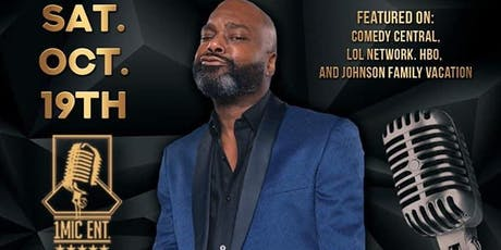 1Mic Ent Presents JJ Williamson/Adrian Washington tickets