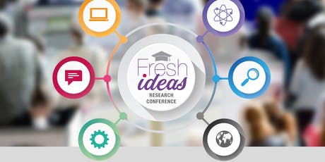"""""""Fresh Ideas"""" The Abingdon and Witney College 1st Annual Research Conference tickets"""