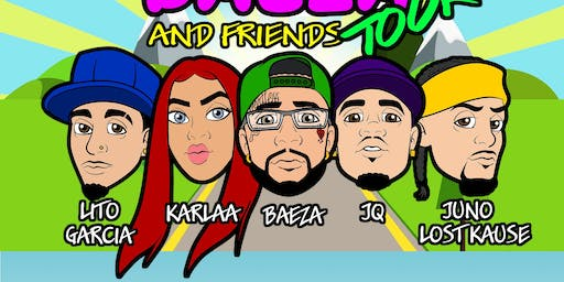 Baeza And Friends Tour