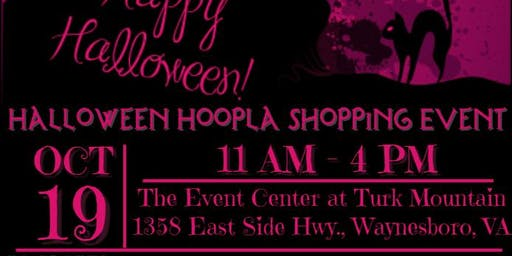 Halloween Hoopla Shopping Event