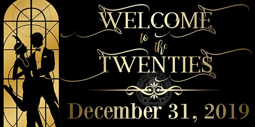 Welcome to the Twenties New Year's Eve Party