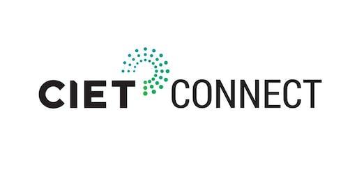 CIET Connect | Halifax | October, 22 2019