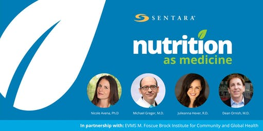 NUTRITION AS MEDICINE 2019: 1-Day Integrative Nutrition Conference