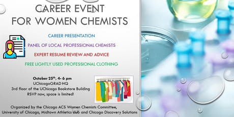 Career Event for Women Chemists tickets