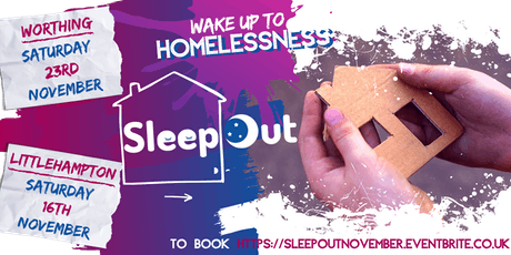 November Sleepout 2019 - Turning Tides tickets