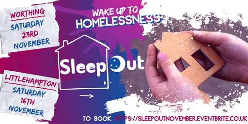 November Sleepout 2019 - Turning Tides
