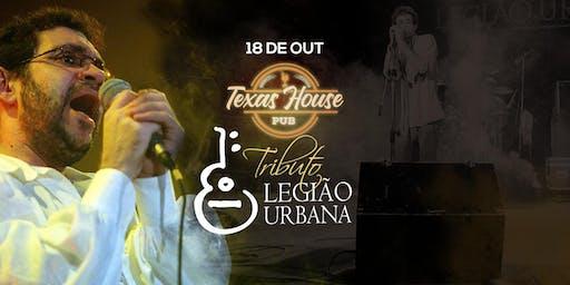 Tributo a Legião Urbana no @TexasHousePub em Bragança!