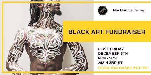 Black Art Fundraising Event