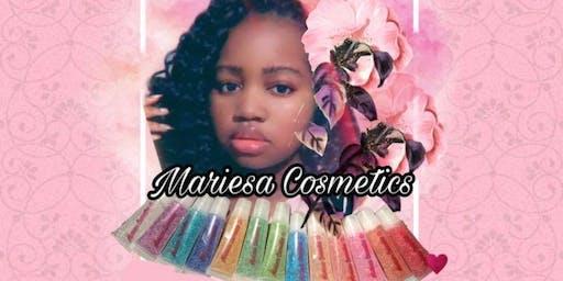 Mariesa's Cosmetic Line Launch