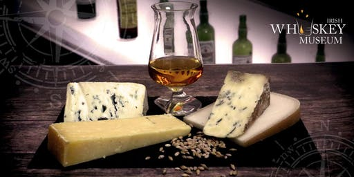 Four Corners of Ireland - Whiskey and Cheese Pairing Evening