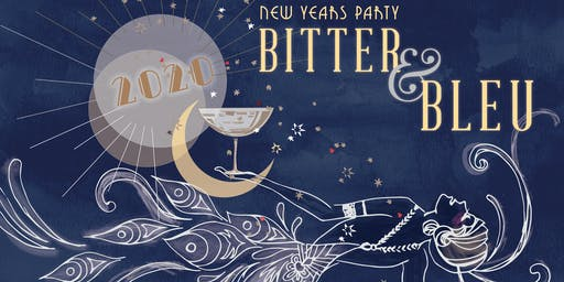 Bitter & Bleu New Year's Eve Party