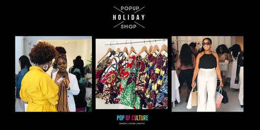 Pop of Culture Popup - Atlanta