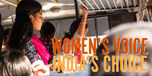 Filmvorführung bei LOVECO: WOMEN'S VOICE - INDIA'S CHOICE