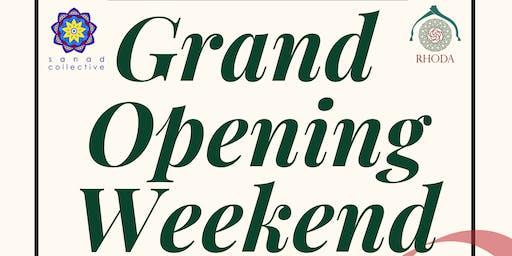 The Rhoda Masjid Grand Opening Weekend