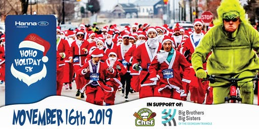 HoHoHoliday 5K - Collingwood, ON