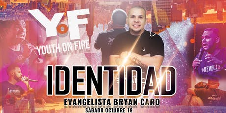 Youth on Fire Identidad tickets
