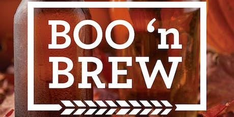 Boo 'n Brew tickets